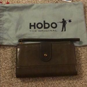 Hobo colt wallet wristlet